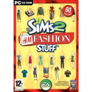 The Sims 2: H&M Fashion Stuff (PC CD)