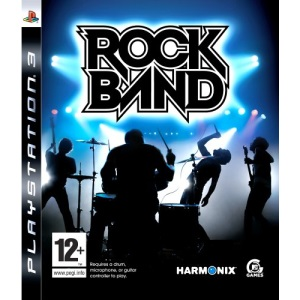 Rock Band - Game Only (PS3)
