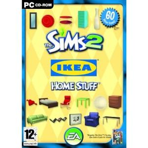The Sims 2: IKEA Home Stuff (PC CD)