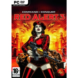 Command & Conquer: Red Alert 3 (PC DVD)