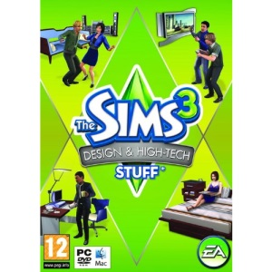 The Sims 3: Design and Hi-Tech Stuff (PC/Mac DVD)