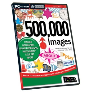 500,000 Images (4 CD-Set)