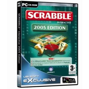 Scrabble 2005 Edition (PC CD)