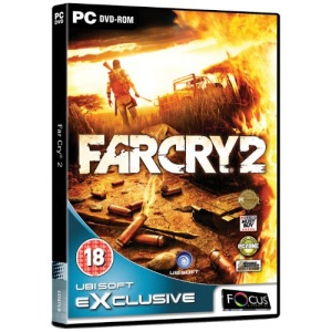 Far Cry 2 (PC DVD)