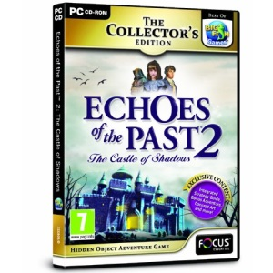 Echoes of the Past 2: The Castle of Shadows - Collector's Edition (PC CD)