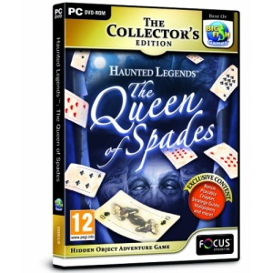 Haunted Legends: The Queen of Spades Collector's Edition (PC DVD)