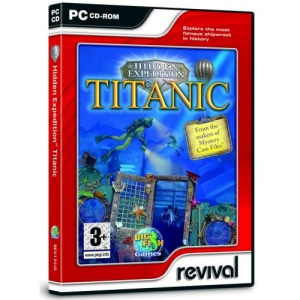 Hidden Expedition: Titanic (PC CD)