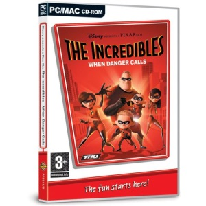 PC Fun Club The Incredibles: When Danger Calls (PC)