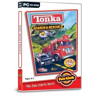 Tonka Search & Rescue 2: PC Fun Club (PC CD)