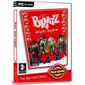 Bratz: Rock Angelz (PC CD)