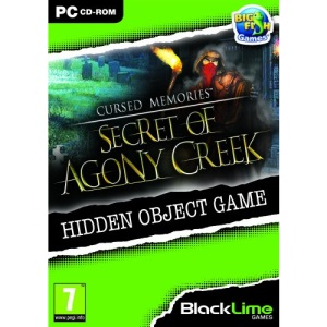 Cursed Memories: Secret of Agony Creek (PC DVD)
