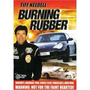 Burning Rubber [DVD]