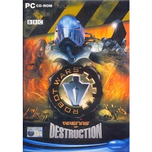 Robot Wars: Arenas of Destruction (PC CD)