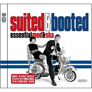 Suited And Booted: Essential Mod And Ska