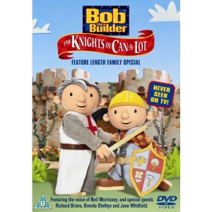 Bob The Builder - Knights Of Can-A-Lot [DVD] [2003] [1999]