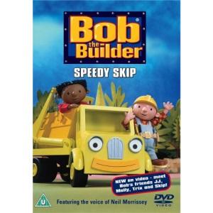 Bob The Builder - Speedy Skip [DVD] [1999]