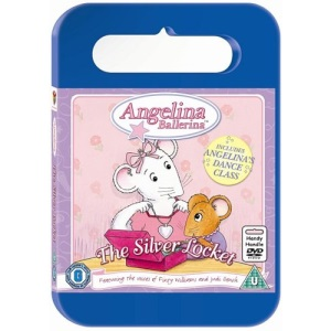Angelina Ballerina - Silver Locket [DVD]
