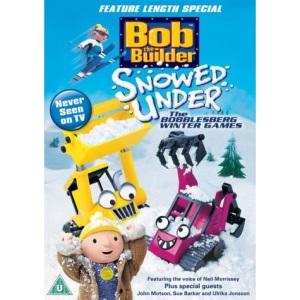 Bob The Builder: Snowed Under - The Bobblesberg Winter Games [DVD] [1999]