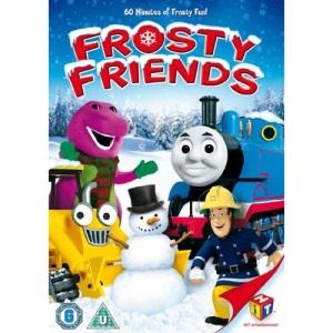 Frosty Friends [DVD]