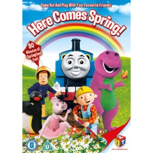Hit Favourites - Here Comes Spring! [DVD] [2011]