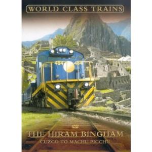 World Class Trains: The Hiram Bingham [DVD]