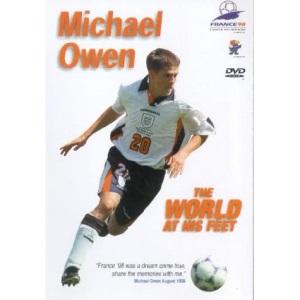 Michael Owen - The World At His Feet [DVD]