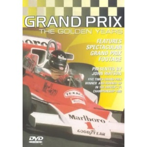 Grand Prix: The Golden Years [DVD]