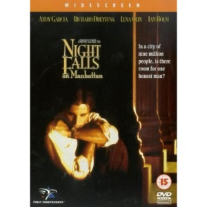 Night Falls On Manhattan [1996] [DVD] [2001]