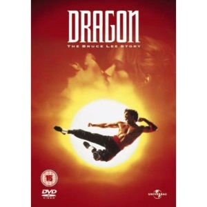 Dragon - The Bruce Lee Story [DVD] [1993]