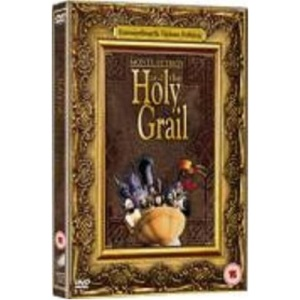 Monty Python And The Holy Grail [DVD] [1975]