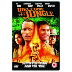 Welcome To The Jungle - Director's Cut [DVD] [2004]