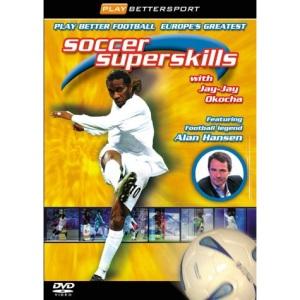 Soccer Superskills With Jay Jay Okocha [DVD]