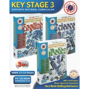 Full Marks Key Stage 3 Triple Pack (PC)