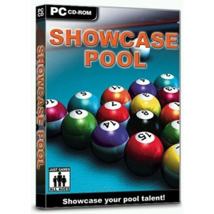 Just Games Showcase Pool (PC CD)