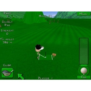Just Games Pitch & Putt (PC CD)