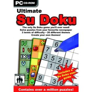 Ultimate Su Doku (PC CD)