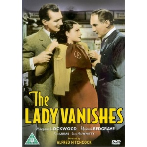 The Lady Vanishes [DVD] [1938]
