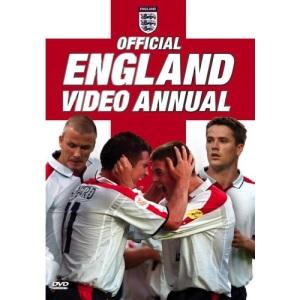 England Annual [DVD]