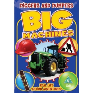 Big Machines Diggers and Dumpers [DVD]
