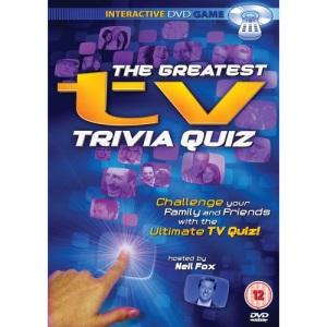 The Greatest TV Trivia Quiz [DVD]