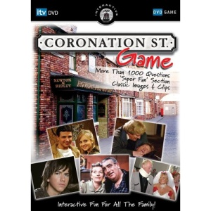Coronation Street - The Interactive Game  [Interactive DVD] [2006]