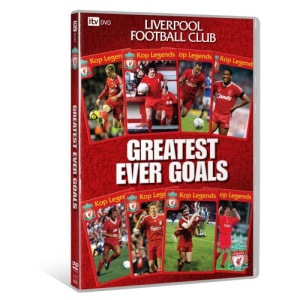 Liverpool Fc: Greatest Ever Goals [DVD]