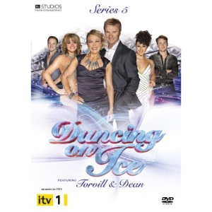 Dancing On Ice Series 5 [DVD]