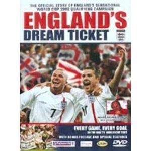 England's Dream Ticket [2001] [DVD]