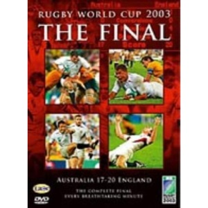 Rugby World Cup: The Final [DVD]