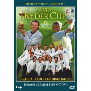 Ryder Cup 2004: The 35th Ryder Cup [DVD] [2004]