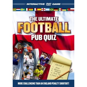 The Ultimate Football Pub Quiz - Interactive DVD Game [Interactive DVD]