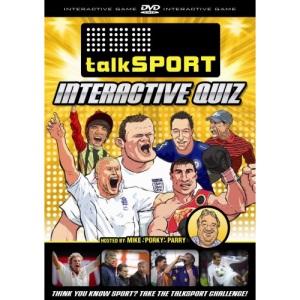 talkSPORT Interactive Quiz [Interactive DVD]