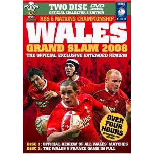 Wales Grand Slam 2008 Official Review - Collectors Edition [DVD]