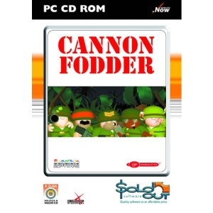 Cannon Fodder (PC CD)